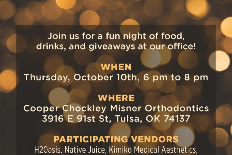 cooper chockley misner ortho ladies night out image